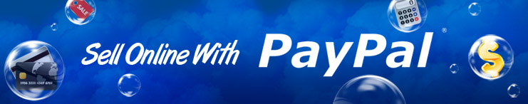 Sell Online with paypal